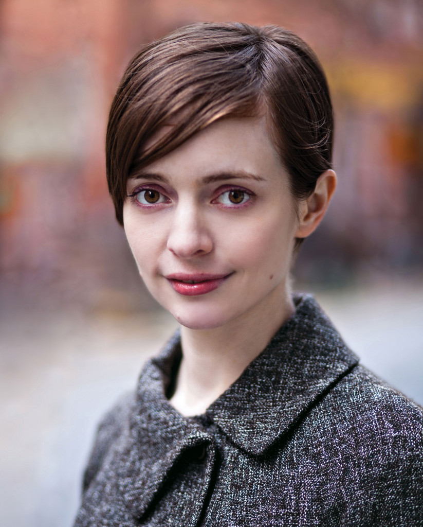 """Station Eleven"" author Emily St. John Mandel"