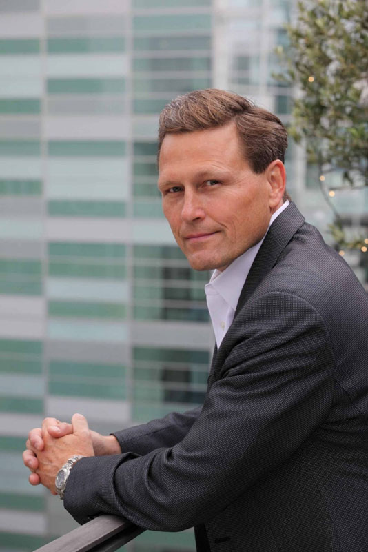 Author David Baldacci