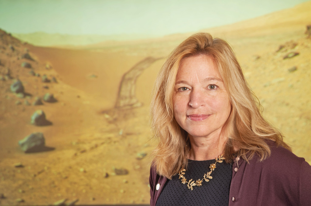 NASA Chief Scientist Ellen Stofan.