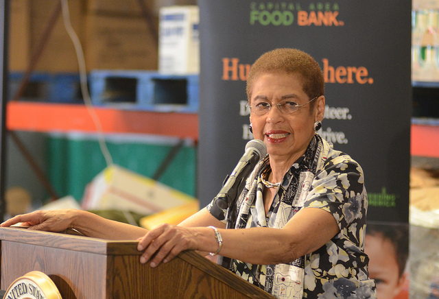 Congresswoman Eleanor Holmes Norton in 2012.