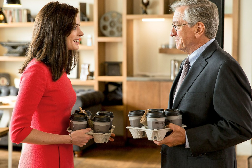 "Still from the 2015 film ""The Intern."""