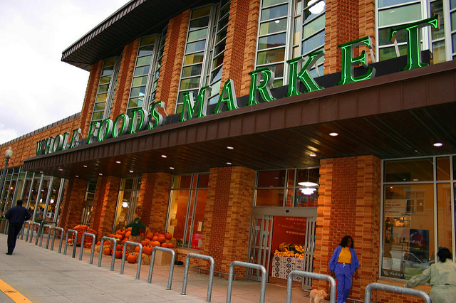 Whole Foods on P Street NW.