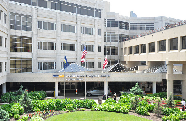 MedStar Washington Hospital Center in Northwest D.C.