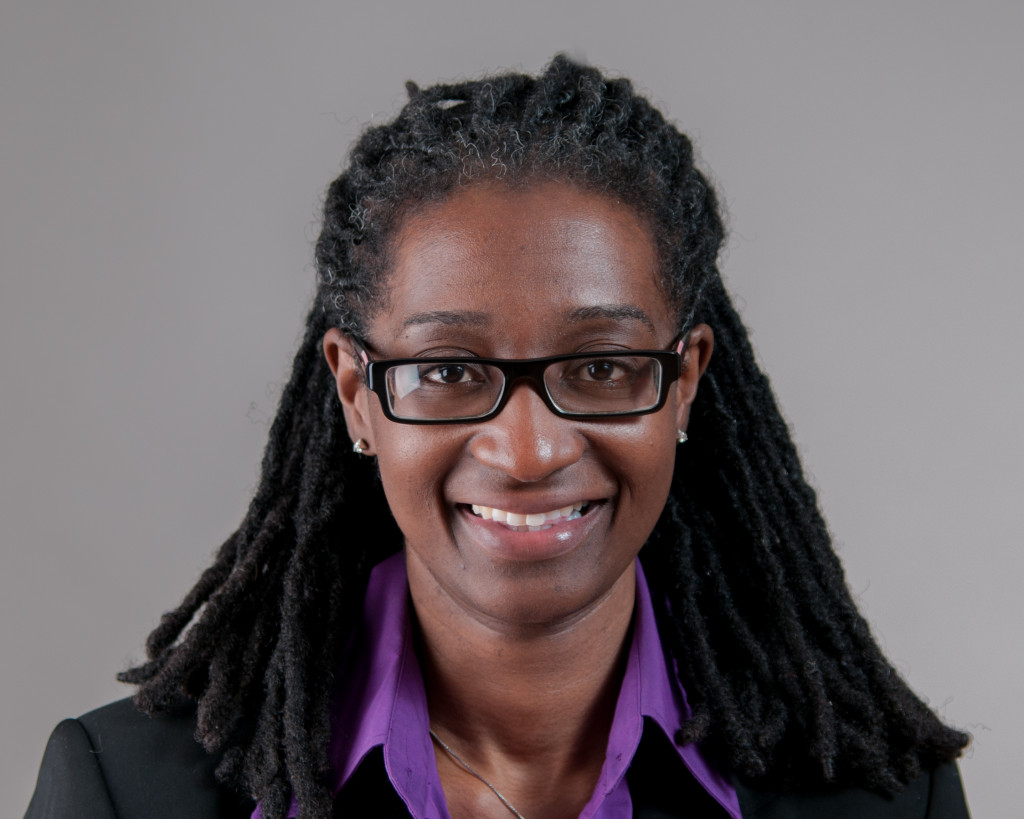 Councilmember LaRuby May of D.C.'s Ward 8.