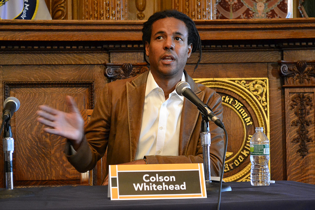 Novelist Colson Whitehead in 2011.