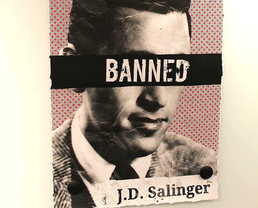 Banned Books Week at Kennedy Library.