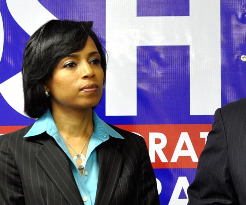 Prince George's County States Attorney Angela Alsobrooks.