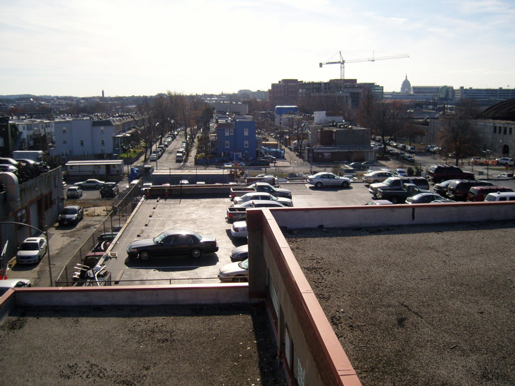 The Northwest One Redevelopment will be built in NoMa, a rapidly changing neighborhood of Washington.