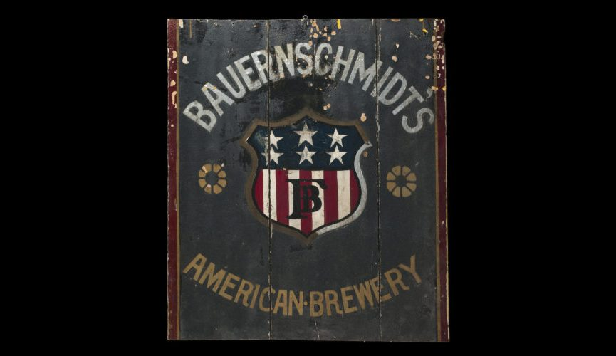 American Brewery sign