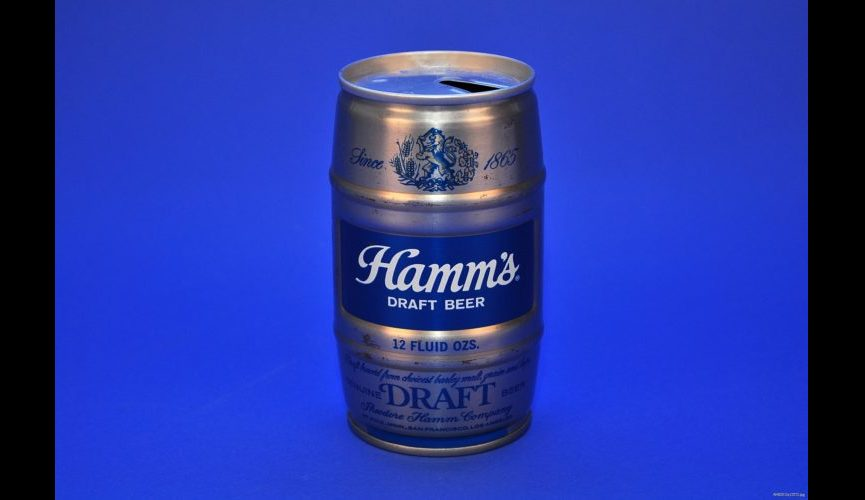Hamm's Can 1993.0393.028