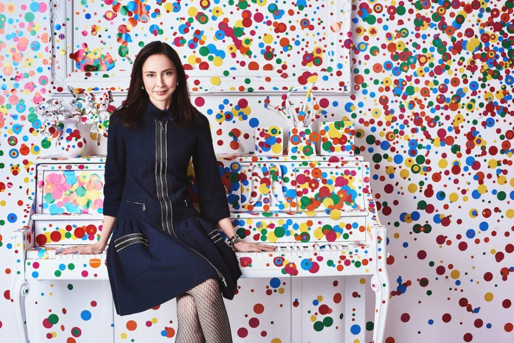 Melissa Chiu, director of the Hirshhorn Museum and Sculpture Garden.