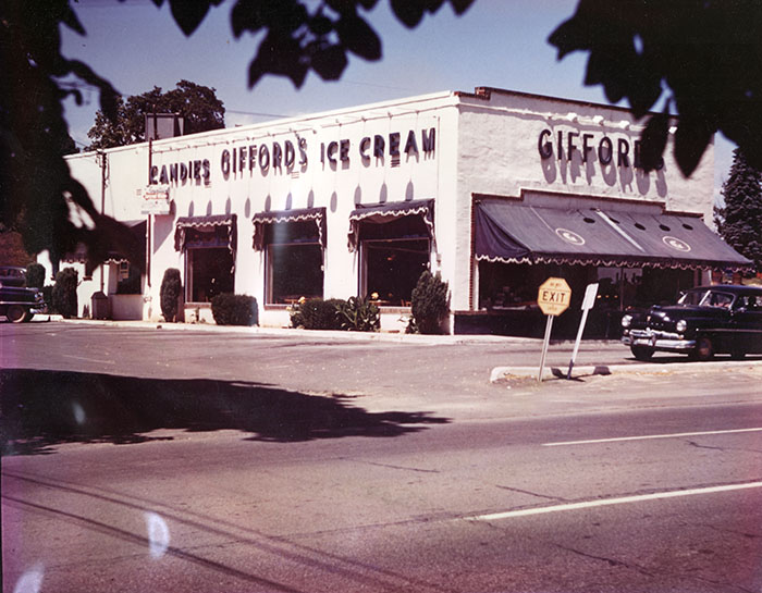 A Gifford's Ice Cream And Candy location in Arlington, Va.