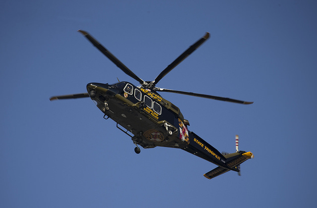 Maryland State Police Helicopter