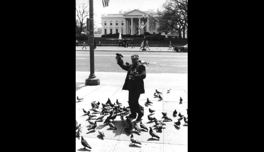 Birdman of Washington, DC