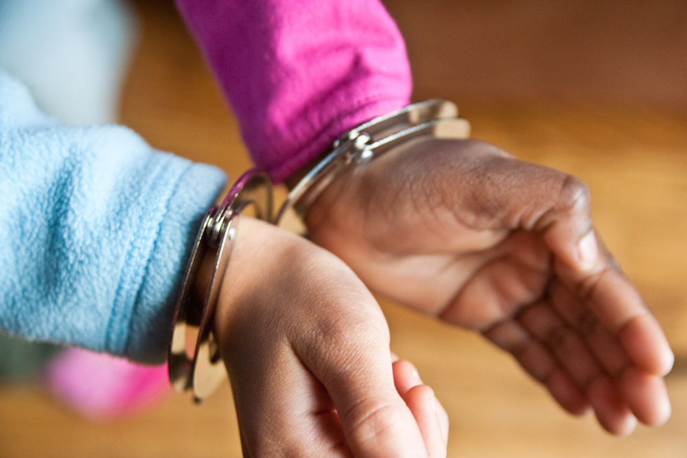 A new report by the advocacy group Rights4Girls and the Georgetown Juvenile Justice Initiative reveals that black girls are 30 times more likely to be arrested in D.C. than white youth.