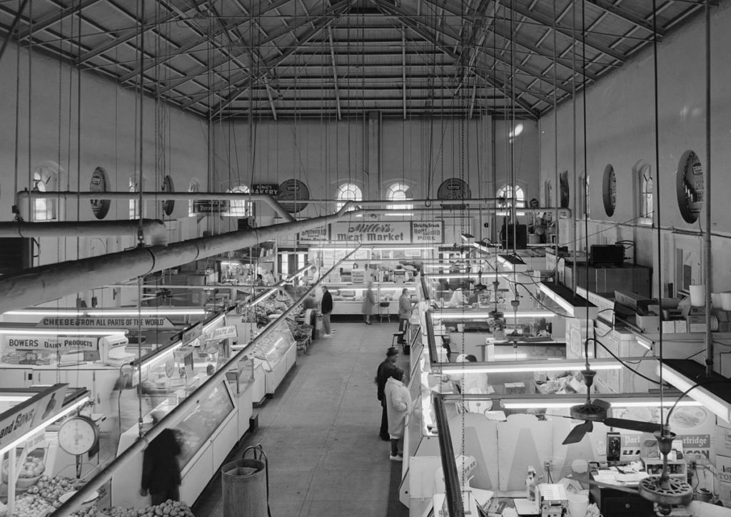 Eastern Market's South Hall.