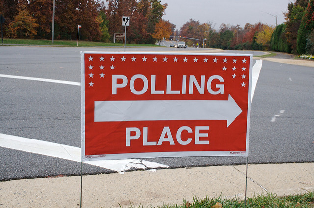 Polling place, Virginia