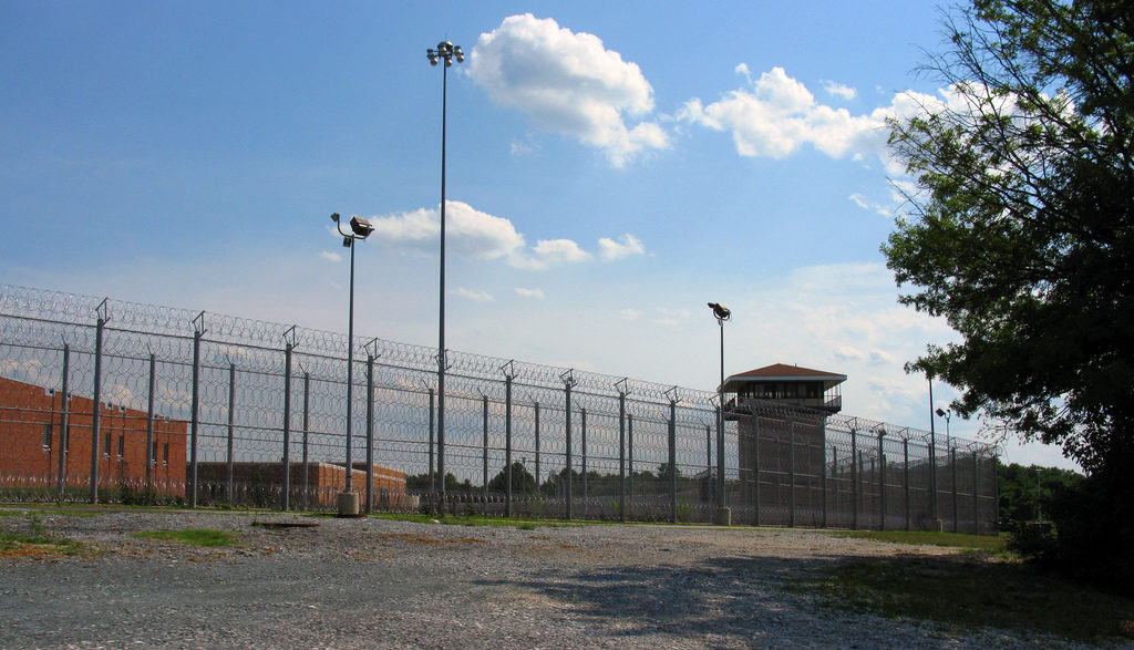 Jessup Correctional Institution in Jessup, Md.