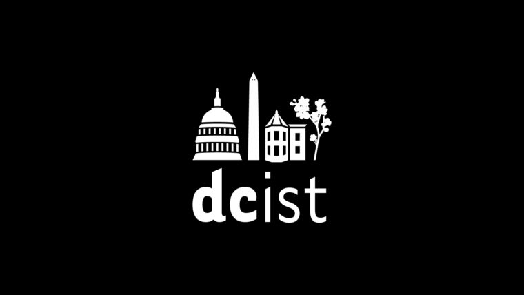 The new DCist logo.