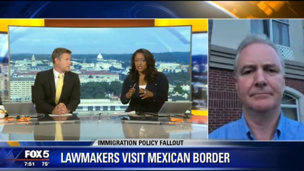 Anchors for FOX 5 DC chatted with Maryland Senator Chris Van Hollen for a local take on national news.