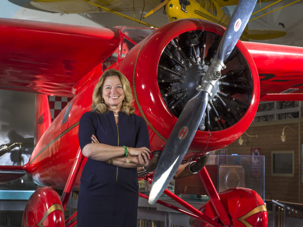 Ellen Stofan, Director of the National Air and Space Museum