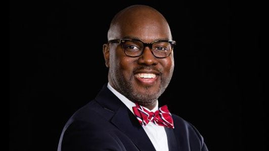 Dr. Greg C. Hutchings, Jr., Superintendent of Alexandria City Public Schools