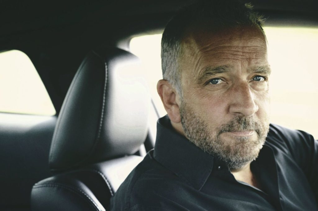 Author, screenwriter and producer George Pelecanos is acclaimed for his literary approach to crime fiction.