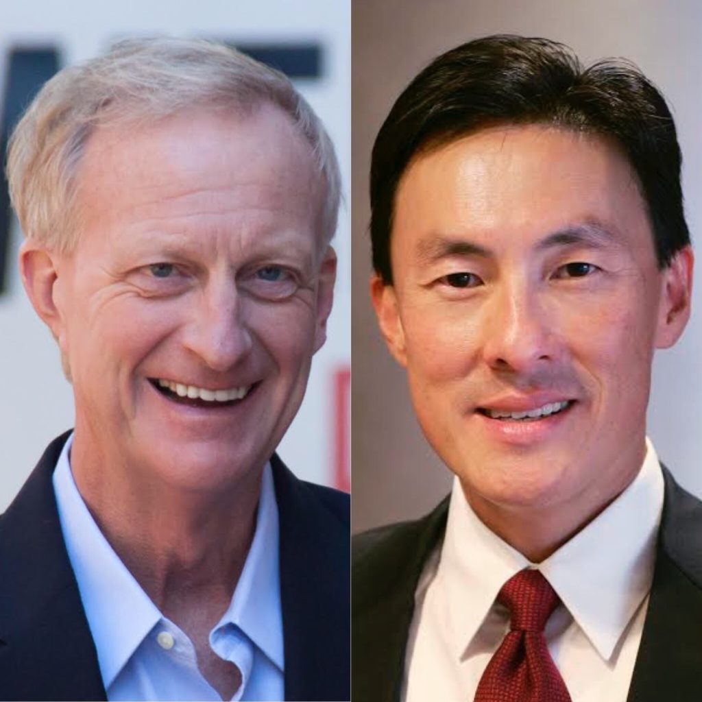 CM Jack Evans and Del. Mark Keam