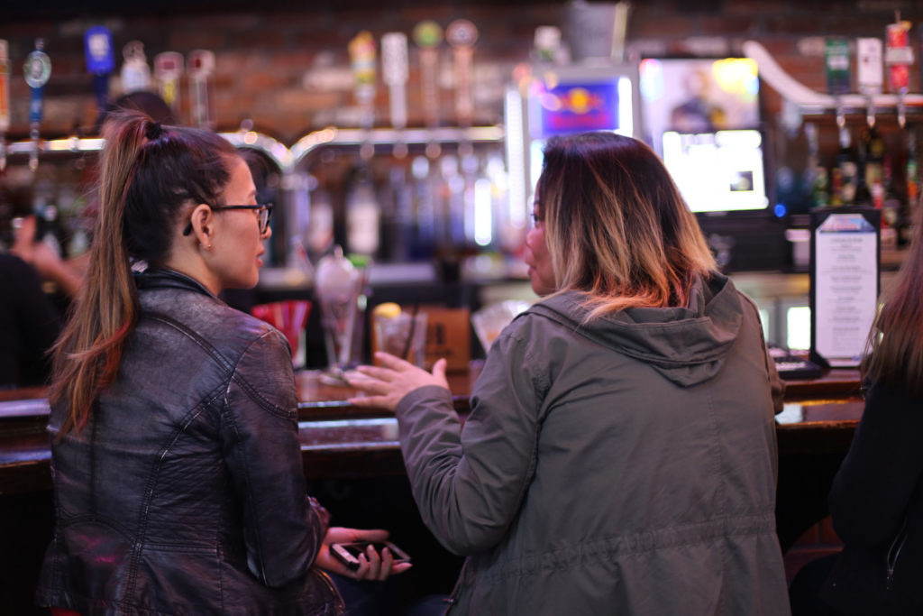 What does it take for a neighborhood sports bar to stand out in a city of nightlife options?