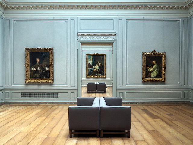 The National Gallery of Art in Washington, D.C.