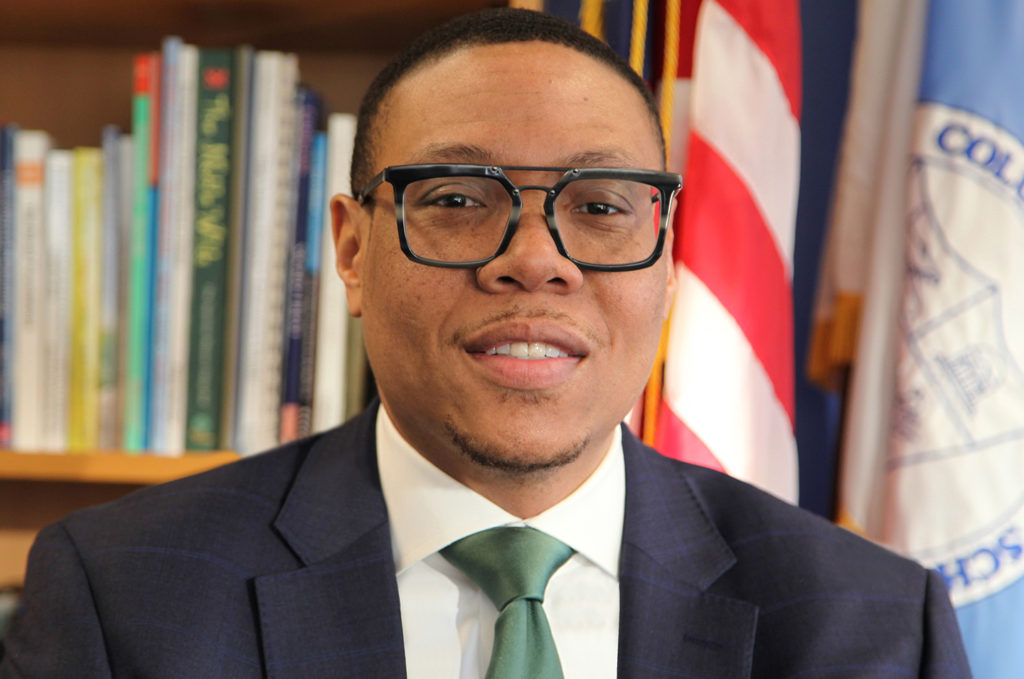 Lewis Ferebee comes to D.C. from Indianapolis, where he served as superintendent for five years.