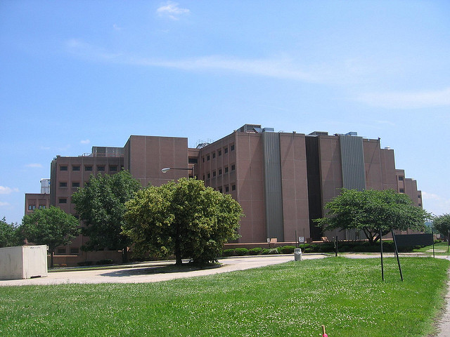 The D.C. Central Detention Facility, or D.C. Jail, is located on  the east end of Capitol Hill.