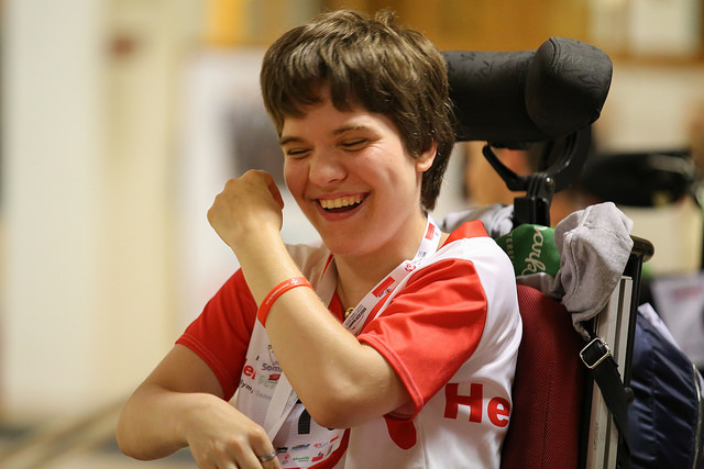 Special Olympics is the world's largest sports organization for children and adults with intellectual and physical disabilities.