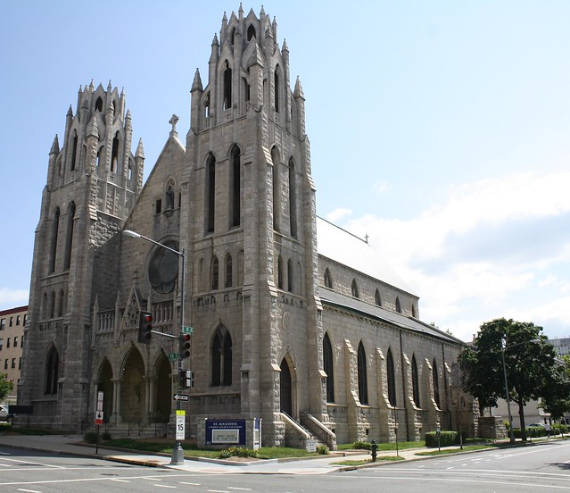 St. Augustine Catholic Church is the oldest African American congregation in Washington.
