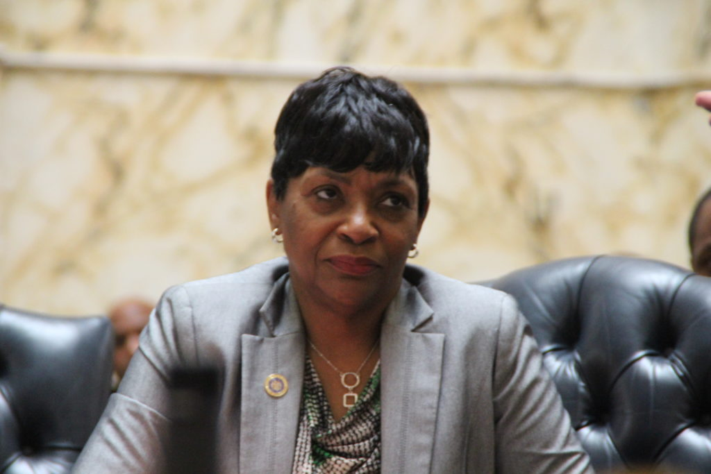 Maryland House Speaker Adrienne Jones.