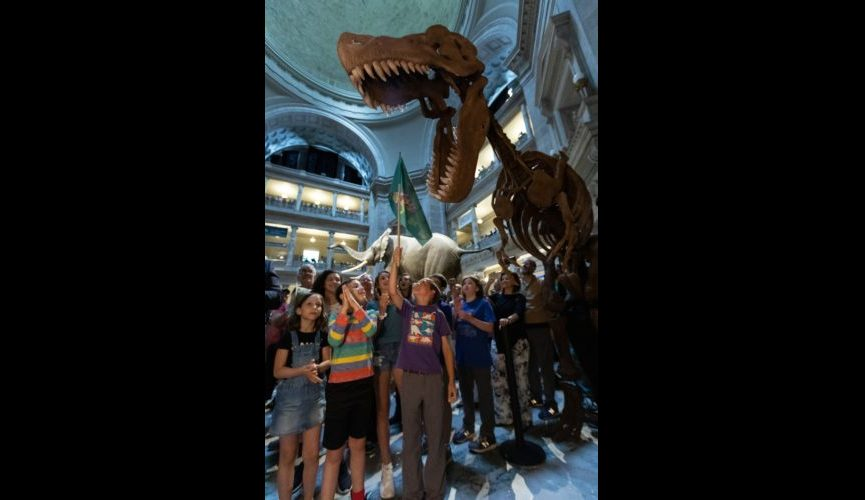 The David H. Koch Hall of Fossils – Deep Time Grand Opening
