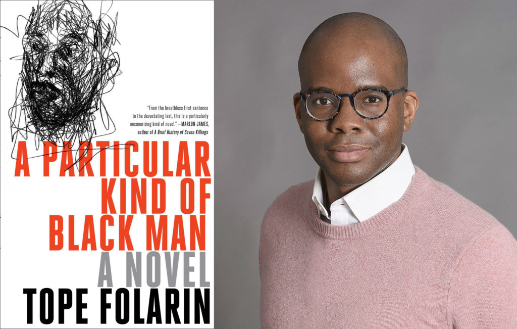 Tope Folarin's debut novel follows the early life of Tunde Akinola, a Nigerian American.