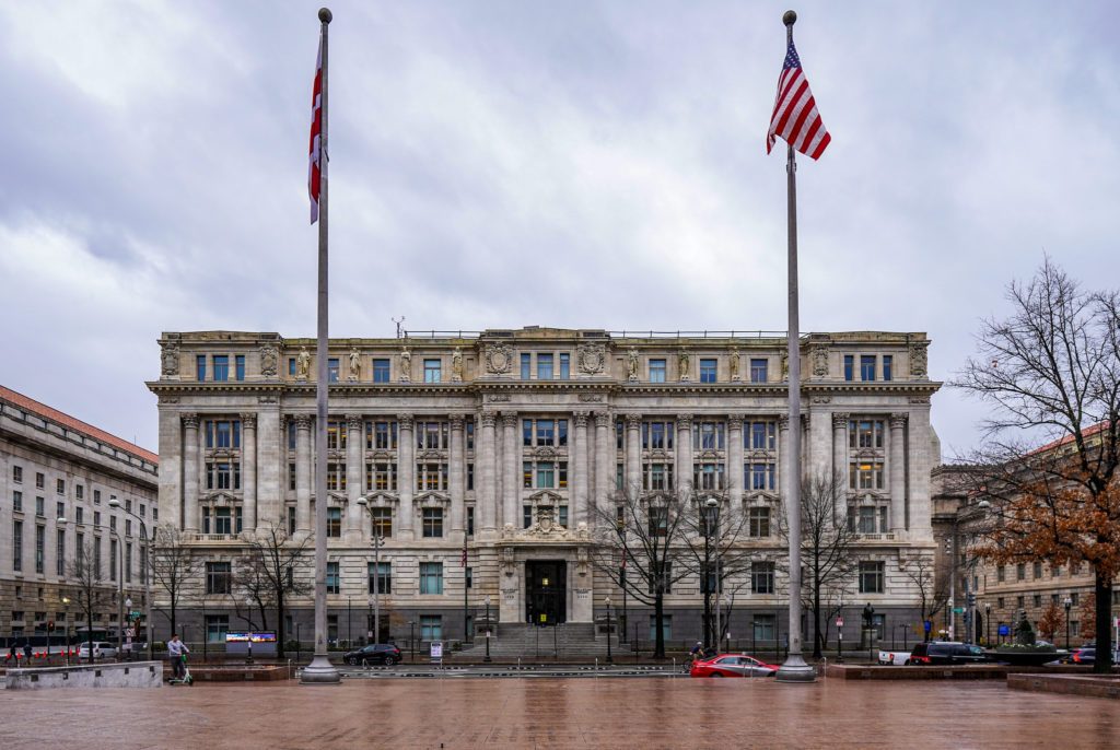 It's the end of an era at D.C.'s Wilson Building: Councilmember Jack Evans (D-Ward 2) announced his resignation this week.