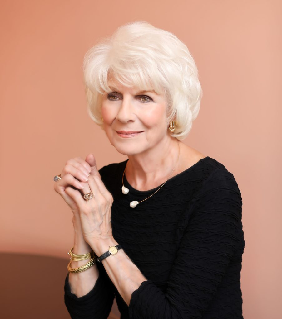 """Diane Rehm, WAMU Host and Author of """"When My Time Comes."""""""