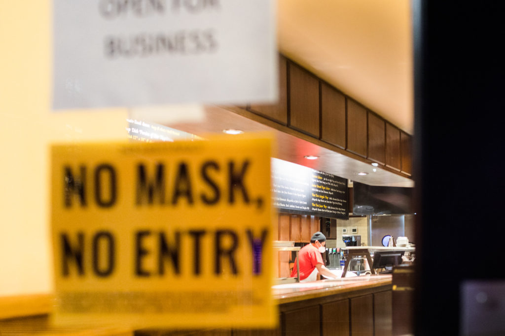 Low-wage workers, like many restaurant workers, have greatly struggled throughout the pandemic.