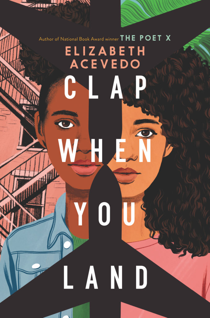 """Clap When You Land"" is the third young adult novel by local poet and author Elizabeth Acevedo."