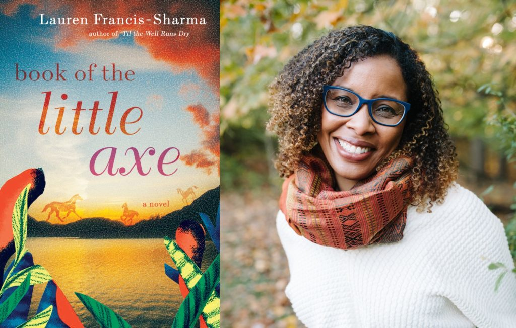 Francis-Sharma's new novel traces the story of a family across generations and cultures.