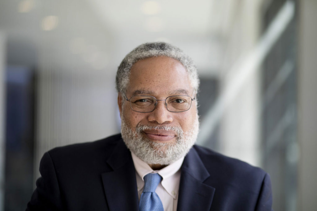 "Lonnie Bunch says this moment should serve as an ""impetus for our nation to address racism and social inequities in earnest."""