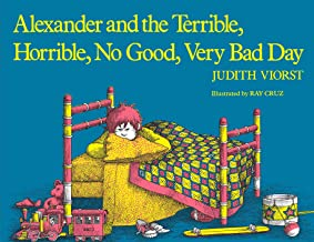 "Book cover of ""Alexander and the Terrible, Horrible, No Good, Very Bad Day,"" by Judith Viorst, which has sold more than 7 million copies since it was first published in 1972."