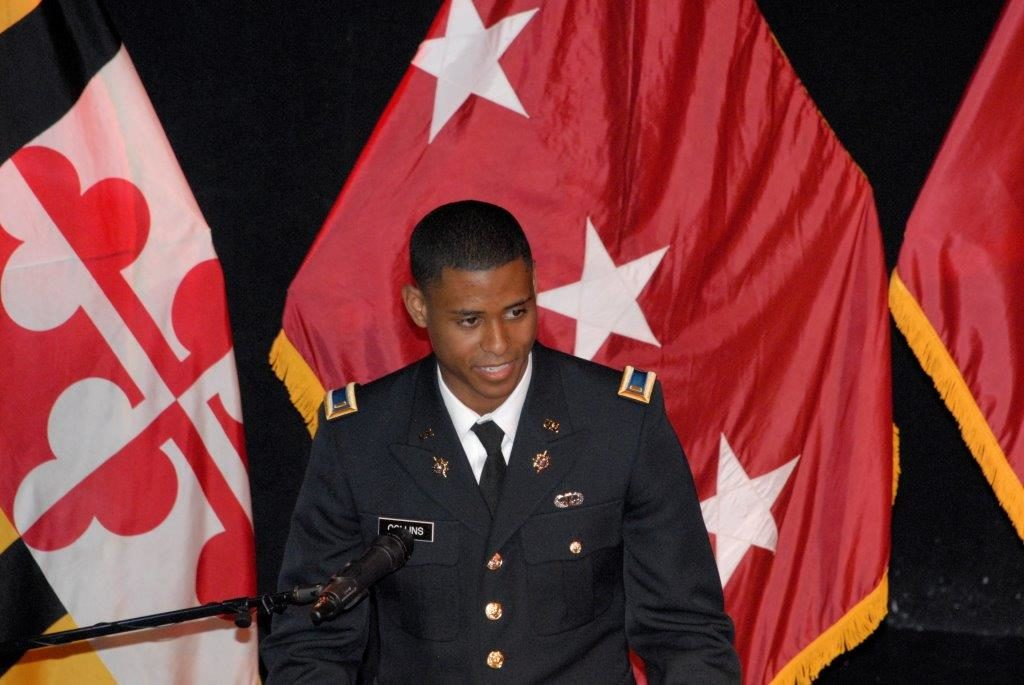 2nd Lieutenant Richard Collins III was killed on the morning of May 20, 2017.