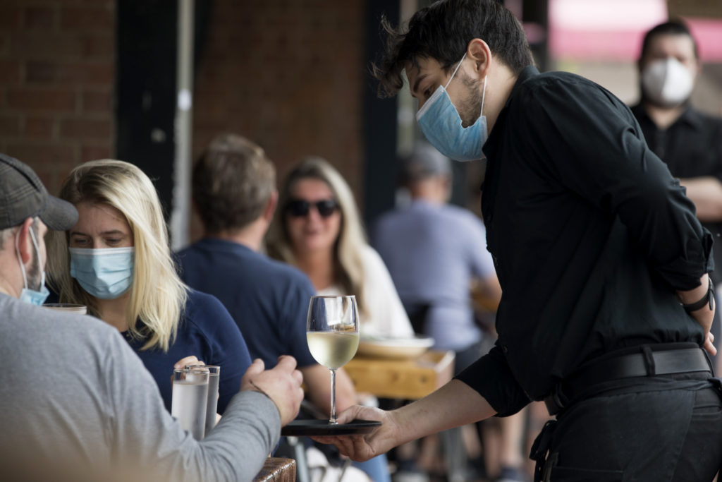 The World Health Organization has acknowledged there is emerging evidence that the coronavirus can be spread by tiny particles suspended in the air. All the more reason to wear your mask.