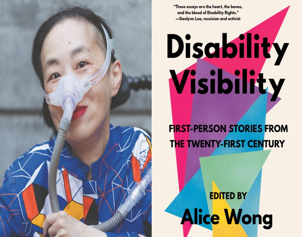 Alice Wong is the founder of the Disability Visibility Project.