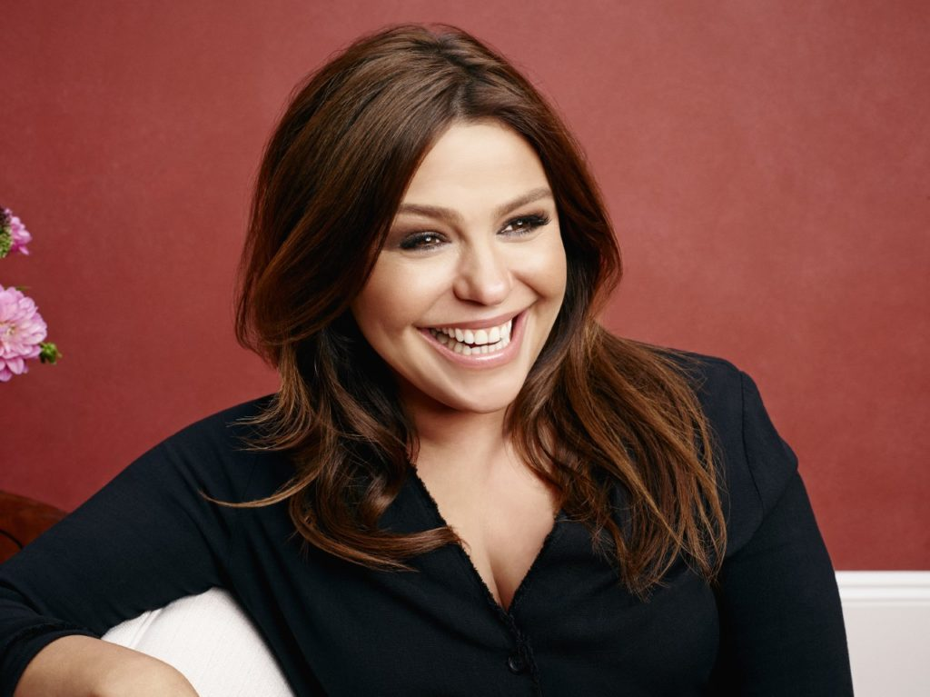 Rachael Ray has worked in the kitchen for her whole life, starting as a dishwasher in her mother's restaurant.
