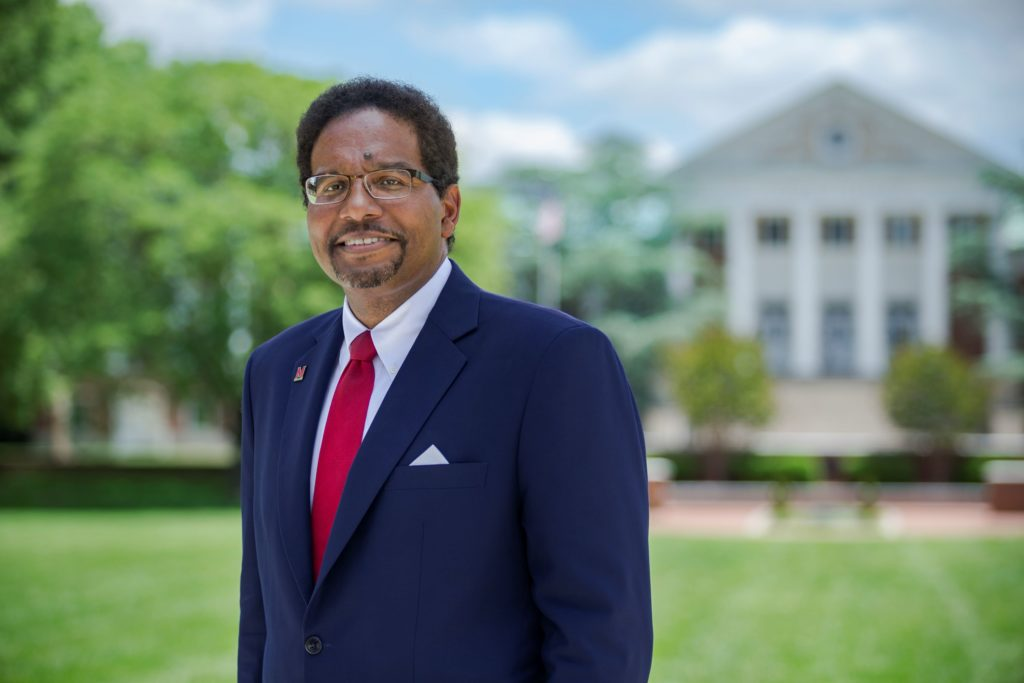 University of Maryland President Darryll Pines joins us to discuss what he envisions for this academic year — and for the future of the university.