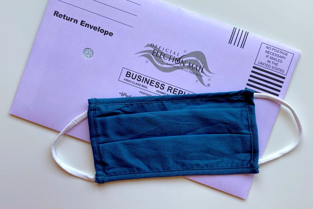 Is voting by mail the best option for this November's election?